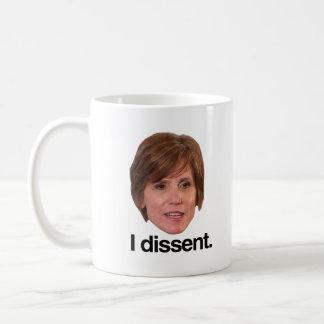 Sally Yates Dissent - Coffee Mug