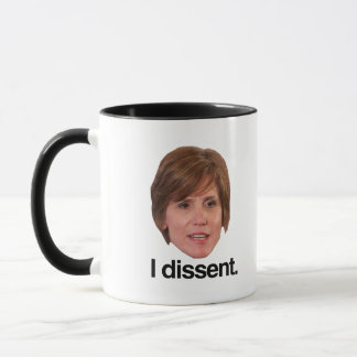 Sally Yates Dissent - Mug