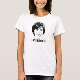 Sally Yates - I Dissent - T-Shirt
