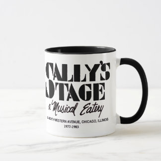 Sally's Stage Restaurant, Chicago, IL Mug