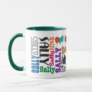 Sallyy Coffee Mug