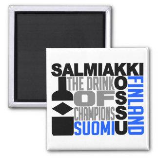 Salmiakki Kossu magnet