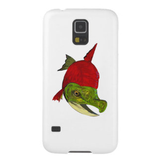 Salmon Beauty Case For Galaxy S5