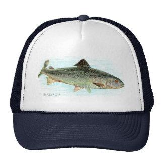 Salmon Cap