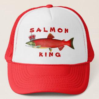 Salmon King Trucker Hat