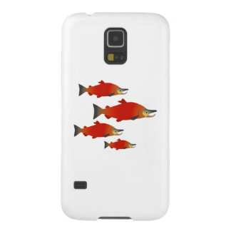 Salmon Rally Case For Galaxy S5