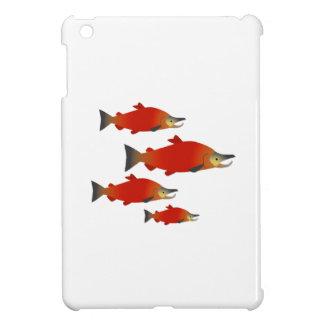 Salmon Rally iPad Mini Case