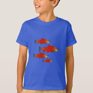 Salmon Rally T-Shirt