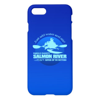 Salmon River (Blue) iPhone 8/7 Case
