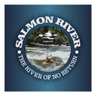 Salmon River (c) Poster