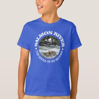 Salmon River (c) T-Shirt