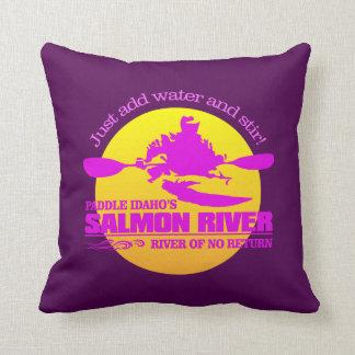 Salmon River (Sunset) Cushion