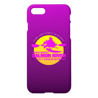 Salmon River (Sunset) iPhone 7 Case