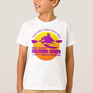 Salmon River (Sunset) T-Shirt