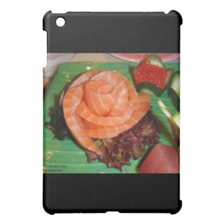Salmon Sashami Gifts Cards & Collectibles iPad Mini Cases