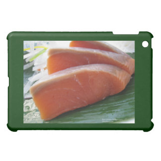 Salmon Sashami Maku Gifts Cards & More Cover For The iPad Mini