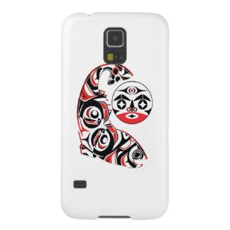 Salmon Spirit Galaxy S5 Covers
