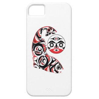 Salmon Spirit iPhone 5 Case