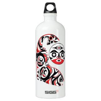 Salmon Spirit Water Bottle