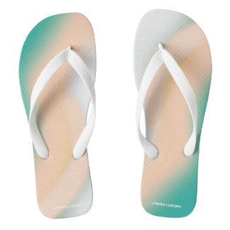 salmon teal candy thongs
