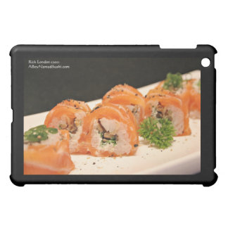 Salmon Uramaki Sushi Gifts Cards Mugs Etc iPad Mini Cases