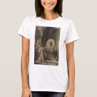 Salome and the Apparition by Gustave Moreau T-Shirt
