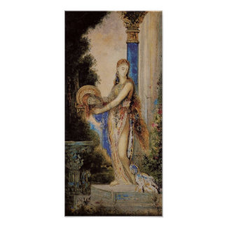 Salome by Gustave Moreau Poster