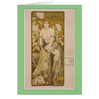 Salome Card