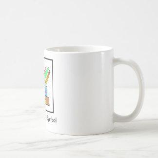 Salome Peace Symbol Coffee Mug