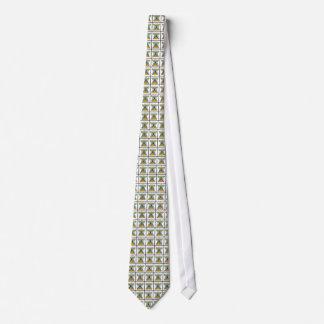 Salome Peace Symbol Tie