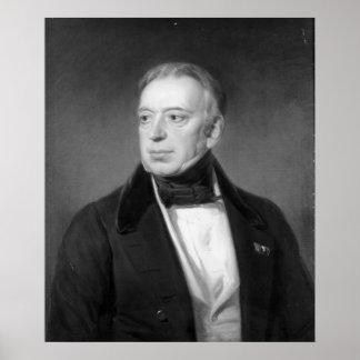 Salomon Mayer von Rothschild Poster
