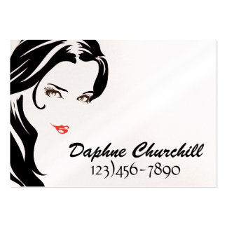 Salon Appointment Card - SRF Business Card