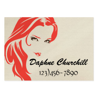 Salon Appointment Card - SRF Business Card Templates