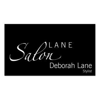 Salon Business Card