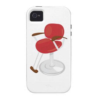 Salon Chair Case-Mate iPhone 4 Cases
