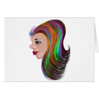 Salon Color Card