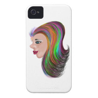Salon Color iPhone 4 Covers
