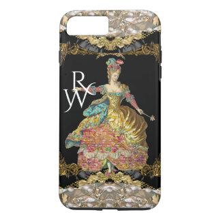 Salon de Liquid VII French Rococo Monogram iPhone 8 Plus/7 Plus Case