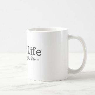 Salon Life.png Basic White Mug