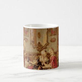 Salon Classic White Coffee Mug