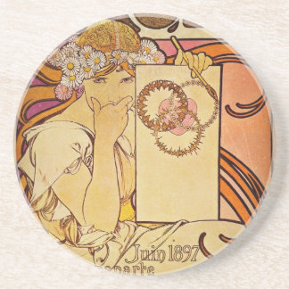 Salon of 100 a Woman Coaster