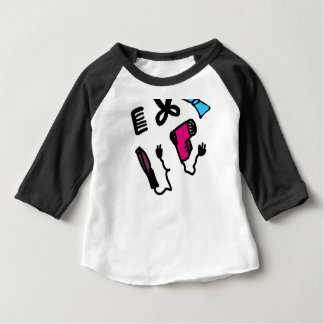 salon tools stuff baby T-Shirt