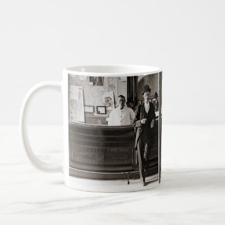 Saloon Bar Interior Men Man Cave 1890's Photo pub Coffee Mug