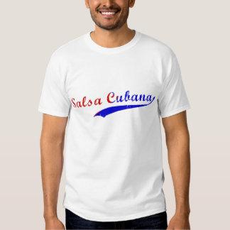 Salsa Cubana Dance Shirt
