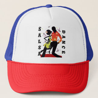 SALSA DANCE CAP