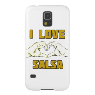 salsa dance design case for galaxy s5
