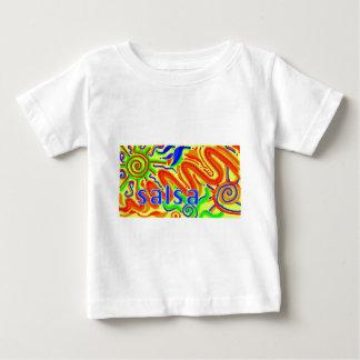 Salsa Dance Fun infant t-shirt