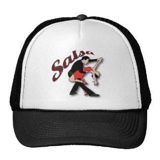 Salsa Dancers Mesh Hat