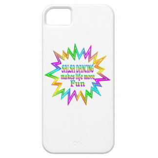 Salsa Dancing More Fun Barely There iPhone 5 Case