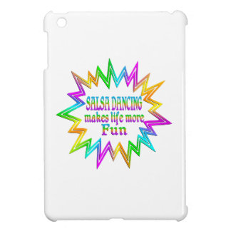 Salsa Dancing More Fun iPad Mini Cover